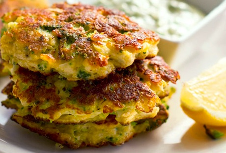 CauliflowerFritters